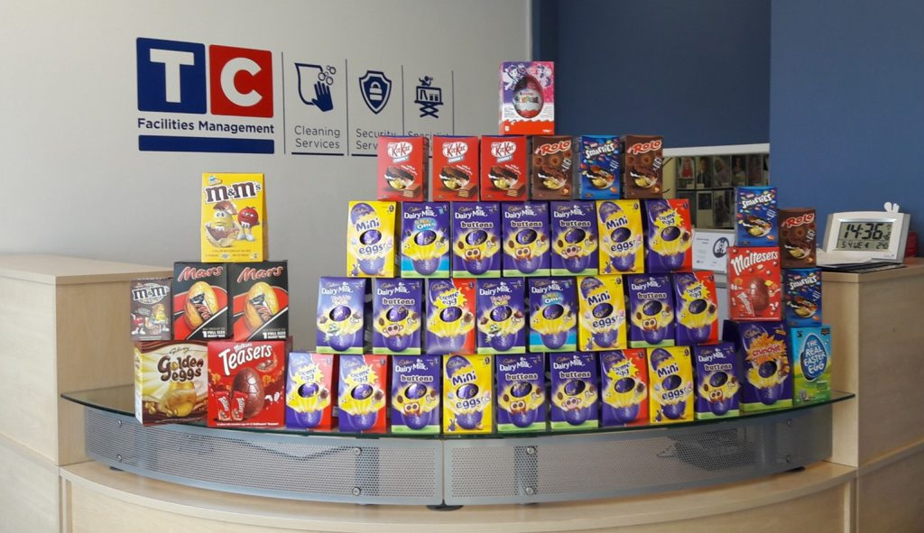 Easter Eggs at TCFM