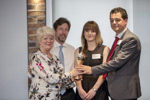 Customer Service Award - Silver standard
